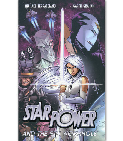 Star Power Volume 1: Star Power & The Ninth Wormhole