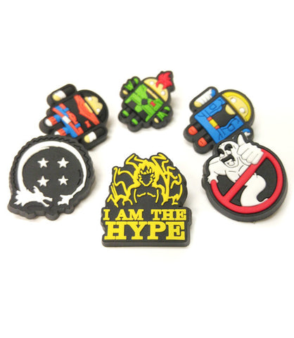 Team Four Star Pin Set