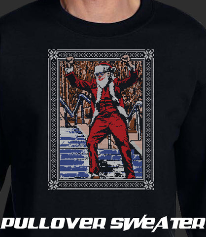UGLY SWEATER Santa Joker *LIMITED RUN*