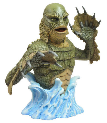 Universal Monsters: Creature from The Black Lagoon Bust Bank