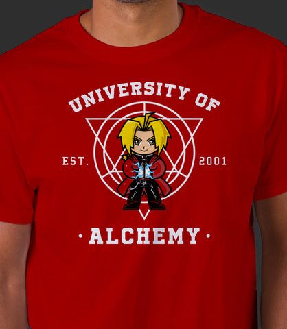 University of Alchemy: Older Brother Edition *PRE-ORDER*