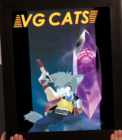 VG Cats Book Cover