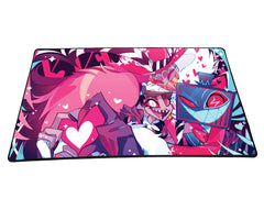 Vox, Velvet, and Valentino Playmat