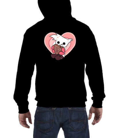 ZIP UP HOODIE Angel's Valentine *LIMITED RUN*