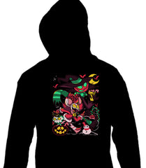 ZIP UP HOODIE HOLIDAZE *LIMITED RUN*