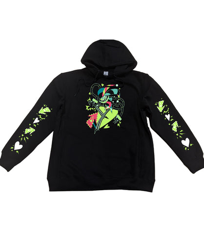 PULLOVER HOODIE Fizz W/SLEEVES *LIMITED RUN*