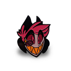 Alastor Enamel Pin *Limited Stock*