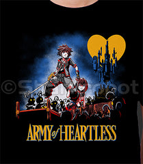 Army of Heartless PRE-ORDER