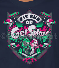 Git Gud or Get Splat! PRE-ORDER TIL AUG 2