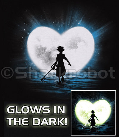 Heart of Destiny GLOW IN THE DARK