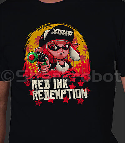 Red Ink Redemption PRE-ORDER