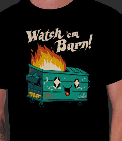Watch'em Burn PRE-ORDER