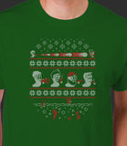 WORMS ugly sweater T-Shirt *LIMITED RUN*