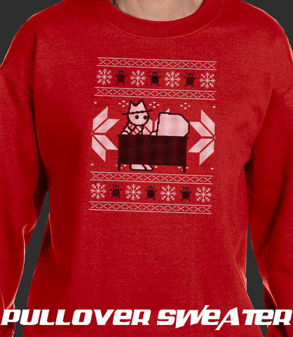 UGLY SWEATER Zero Punctuation *LIMITED RUN*