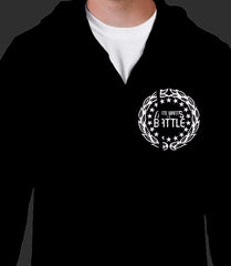 ZIP UP HOODIE NateWantsToBattle Crest (Add 2-4 WEEKS PROCESSING TIME)