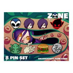 Zone Pin Set