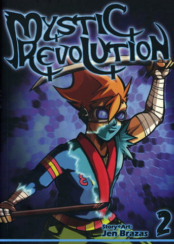 Mystic Revolution: Volume 2