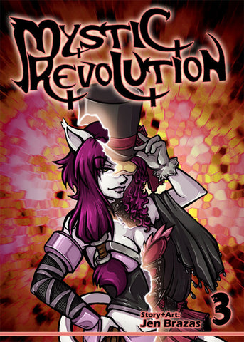 Mystic Revolution: Volume 3