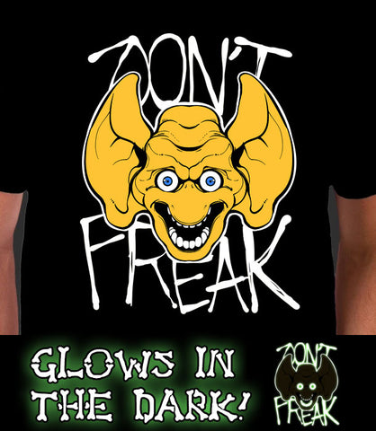 Don't FREAK - Freddie Freaker GLOWS IN THE DARK *LIMITED RUN*