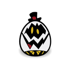 Egg Boi Enamel Pin *LIMITED STOCK*