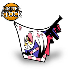 Gangster Angel Pin *LIMITED STOCK*