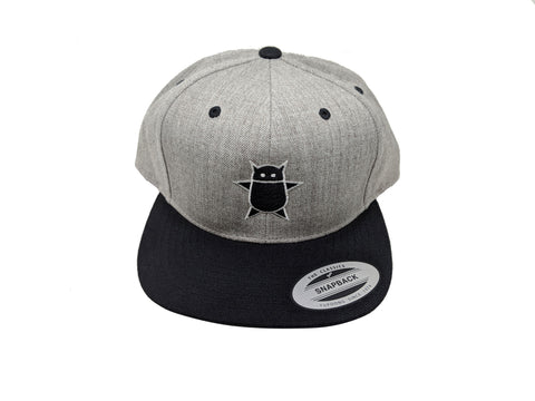 Imp Grey Snapback *LIMITED RUN*