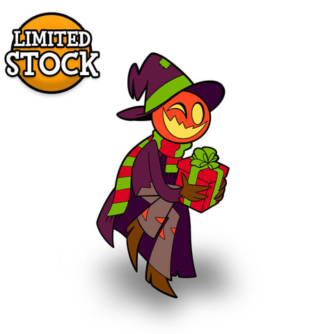 Jangle - FULL BODY Pin *LIMITED STOCK*