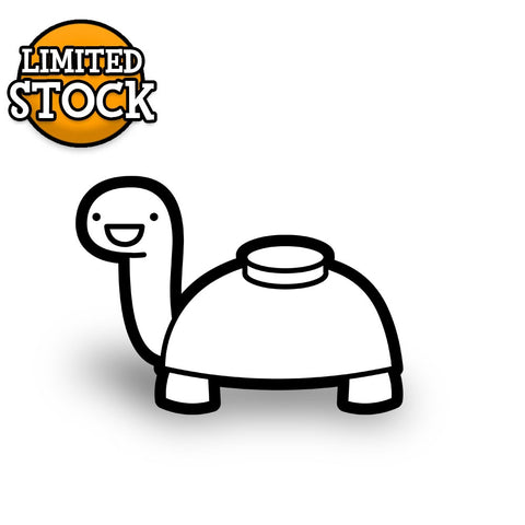 Mine Turtle Pin *LIMITED STOCK*