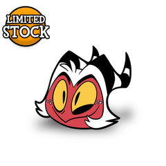Moxxie Enamel Pin *LIMITED STOCK*