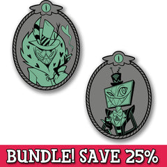 PORTRAIT PIN BUNDLE