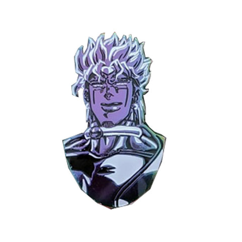 Limited Edition Rainbow Metal DIO - JoJo's Bizarre Adventure Pin