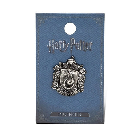 Harry Potter: Slytherin Crest Pewter Lapel Pin