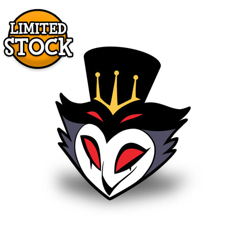 Stolas Enamel Pin *LIMITED STOCK*