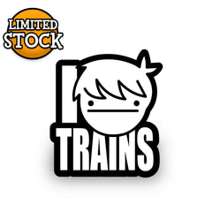 Train Kids Pin *LIMITED STOCK*