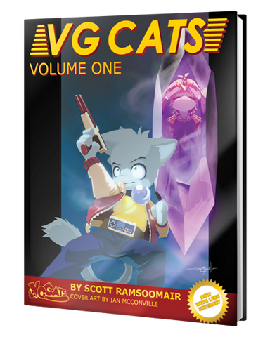 VG Cats: Volume 1 (Hardcover)