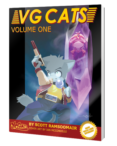VG Cats: Volume 1 (Paperback)