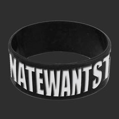 NateWantsToBattle Wristband GLOWS IN THE DARK