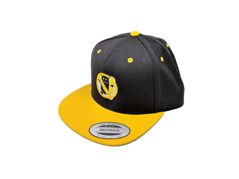 Imp Logo Black & Yellow Snapback *LIMITED RUN*