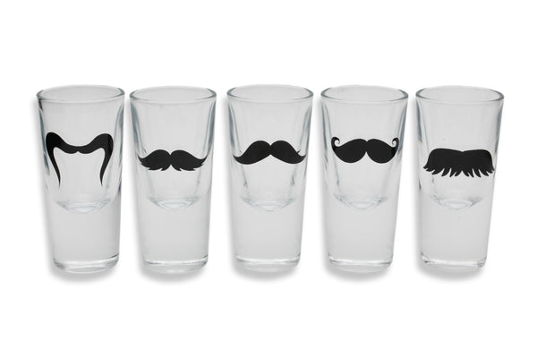 TEQUILA SHOT SET | MOUSTACHE