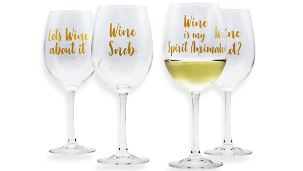 WINE GLASS SET | WINE CLUB