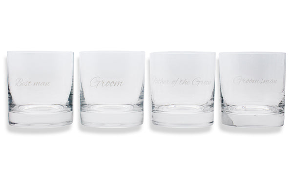 WHISKY SET | GROOM PARTY