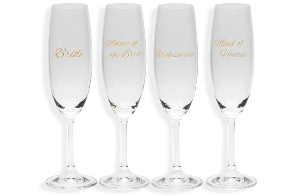 CHAMPAGNE SET | BRIDAL PARTY