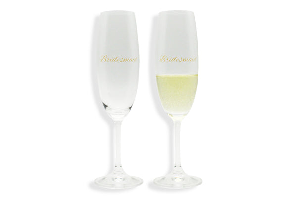 CHAMPAGNE SET | BRIDESMAIDS