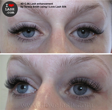 Load image into Gallery viewer, C-Curl | SINGLE SIZE Silk Lashes