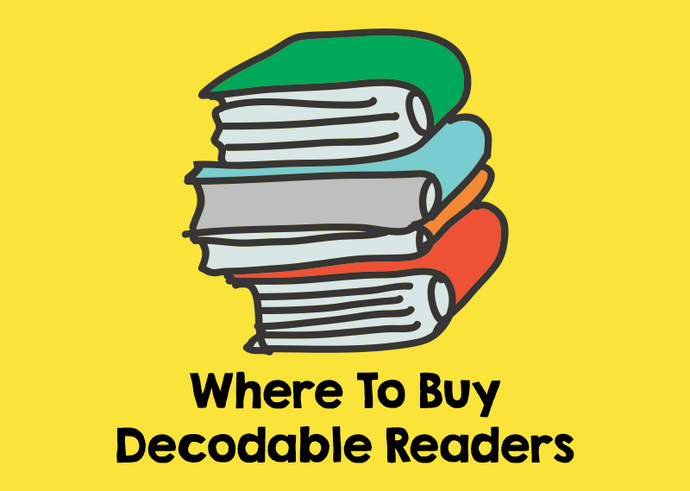 Where to buy decodable readers