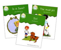 Sounds-Write Decodable Readers