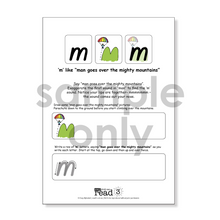 Load image into Gallery viewer, Easy Alphabet Parent Starter Kit | Digital Download