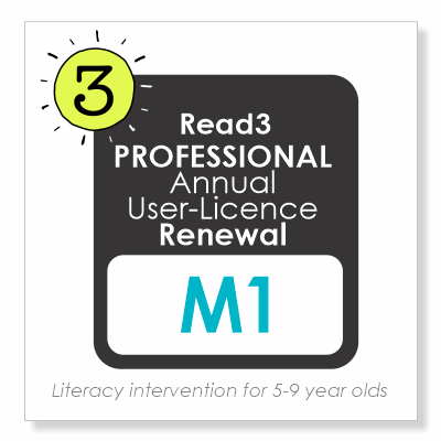 Read3 Professional | Annual Licence Renewal | Module 1
