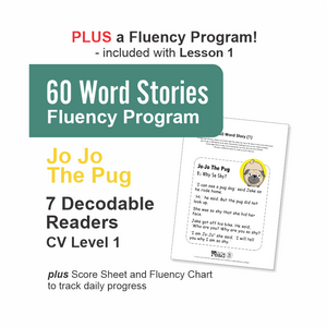 Read3 literacy intervention program | 5-9 years | Module 2 | STEP 2 | Parent