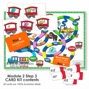 Read3 Parent Card Kit | Module 2 | Step 3